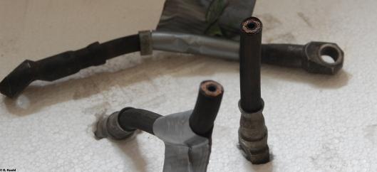 Bremsleitungen