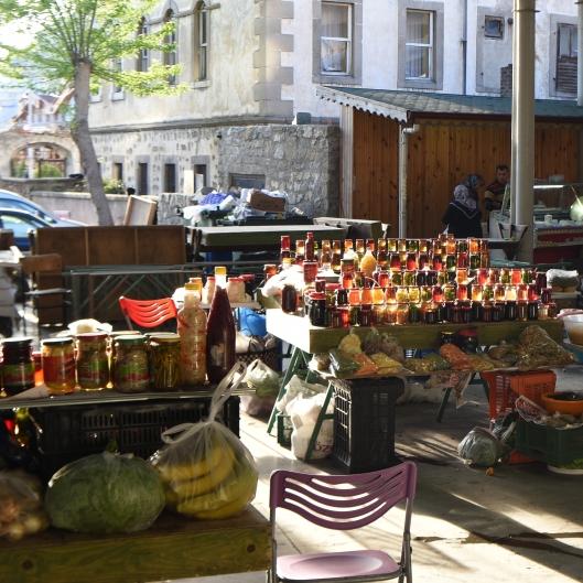 Amasra local market