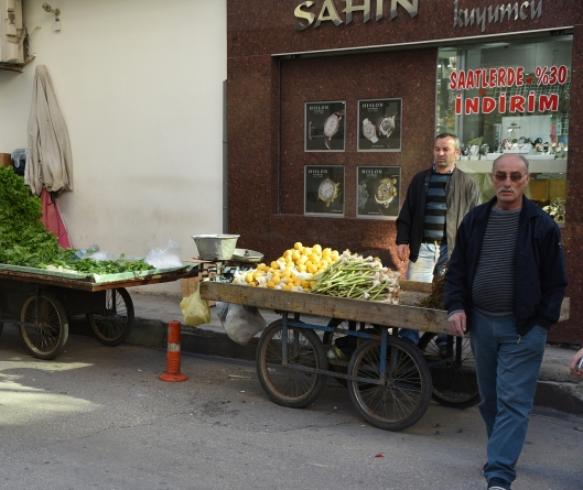 Ordu - fruit & vegetable marketender