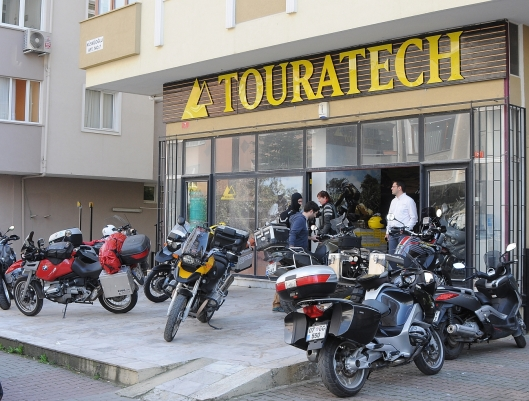 Touratech Turkey