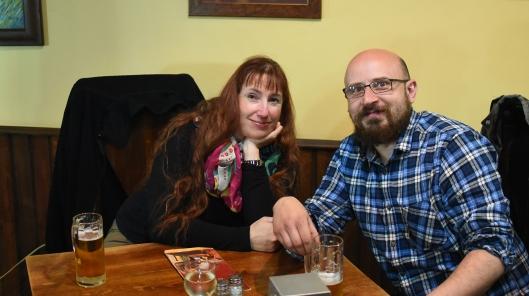 Karin and Sandro