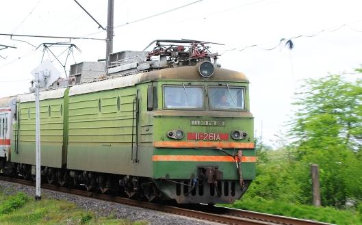 Georgien railroad - Sakartwelos Rkinigsa