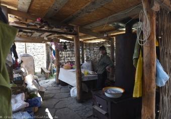 Shina - outdoor kitchen