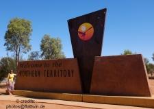 NT - SA Border